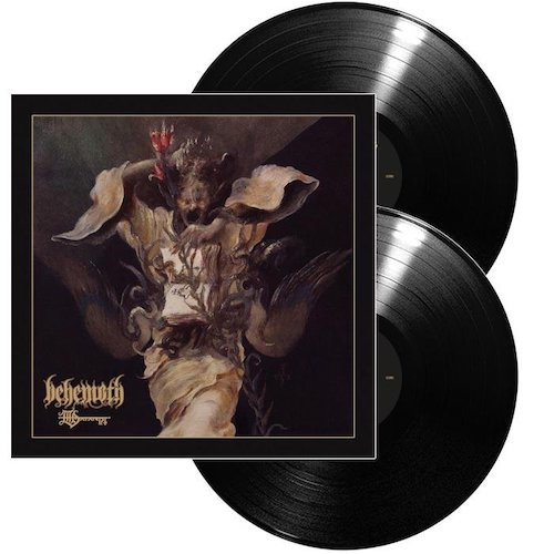 The Satanist 2LP - deluxe re-issue -