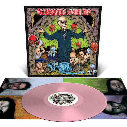 Altered States of America (baby pink vinyl)