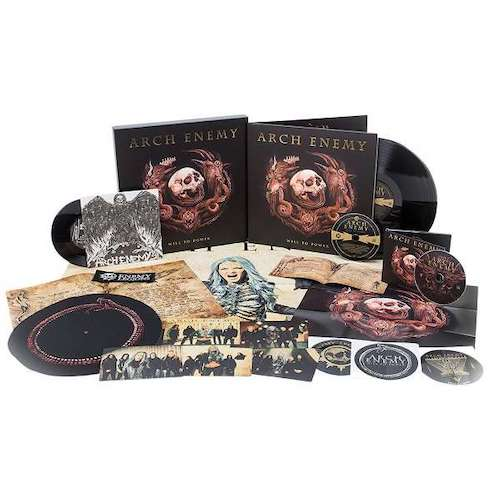 Will to Power (Limited Deluxe Boxset)