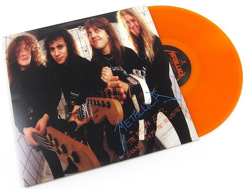 5.98 EP Garage Days Re-Revisited (orange vinyl)