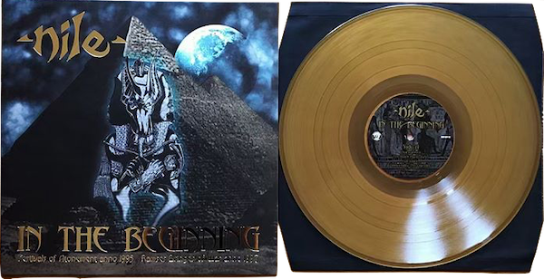 In the Beginning (sand coloured vinyl)