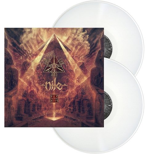 Vile Nilotic Rites 2LP (white vinyl)