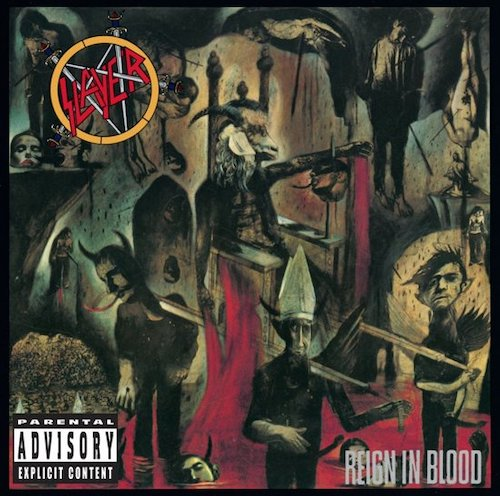 Reign in Blood LP (US import)