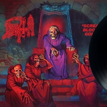Scream Bloody Gore (coloured vinyl)