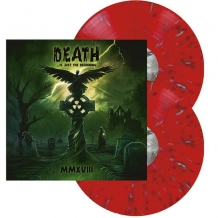 Death is Just the Beginning MMXVIII 2LP (green & red splatter vinyl)