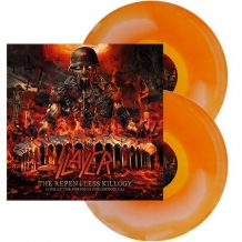 The Repentless Killogy 2LP (orange & white ink spot vinyl)
