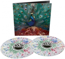 Sorceress 2LP (clear with green, red, yellow & blue splatter vinyl)