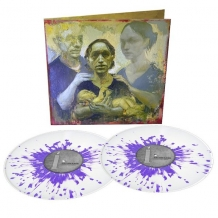 Forgotten Days 2LP (white & lilac splatter vinyl)