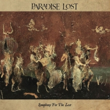 Symphony for the Lost 2LP (copper & black marbled vinyl)