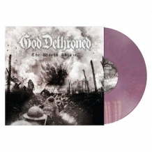 The World Ablaze (pale violet marbled vinyl)