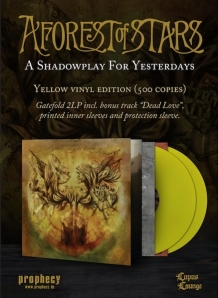 A Shadowplay for Yesterdays 2LP (yellow vinyl)