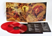 Beware the Sword You Cannot See 2LP (red vinyl)