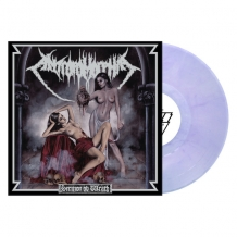 Sermon ov Wrath - US import (clear purple marbled vinyl)
