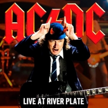 Live at River Plate 3LP (red vinyl)