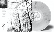 The White EP (clear & black smoke vinyl)