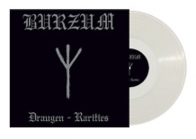 Draugen - Rarities 2LP (clear milky white vinyl)