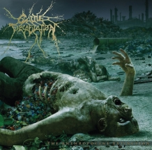 The Anthropocene Extinction (black vinyl)