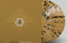 The Secret Teachings (gold with black & white splatter vinyl)