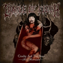 Cruelty and the Beast Re-Mistressed 2LP (red vinyl)