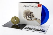 Distance over Time 2LP + cd - Limited Edition clear blue vinyl -