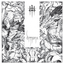 Dissona LP - Limited Edition clear vinyl -