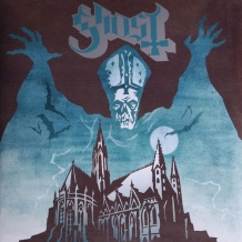 Opus Eponymous - Limited Edition (gold sparkle vinyl)