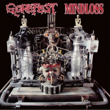 Mindloss 2LP (clear, red & black splatter vinyl)