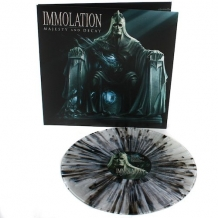 Majesty and Decay LP - splatter vinyl -