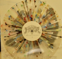 Battles in the North (multi splatter vinyl)