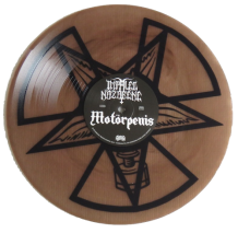 Motorpenis (clear marbled vinyl)