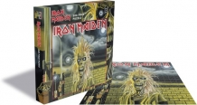 Iron Maiden puzzel