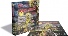Iron Maiden Killers puzzel