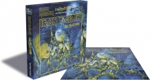 Iron Maiden Live After Death puzzel