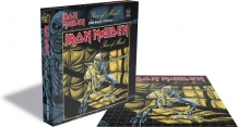 Iron Maiden Piece of Mind puzzel