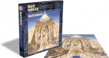 Iron Maiden Powerslave puzzel