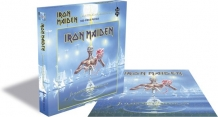 Iron Maiden Seventh Son of a Seventh Son puzzel