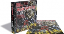 Iron Maiden The Number of the Beast puzzel