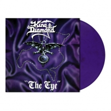 The Eye (purple & black marbled vinyl)