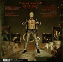 Terrible Centainty 2LP - Remastered (black vinyl)