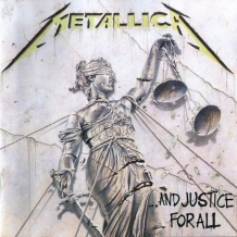 And Justice for All 2LP (2018 remaster)