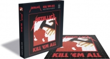 Metallica Kill em All puzzel
