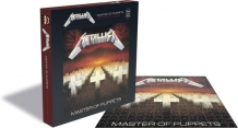 Metallica Master of Puppets puzzel