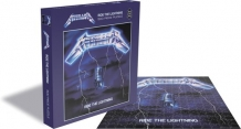 Metallica Ride the Lightning puzzel