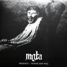 Presence / Power and Will (black vinyl)
