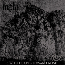 With Hearts Toward None (black vinyl)