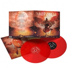 Memorial 2LP (transparent blood red vinyl)