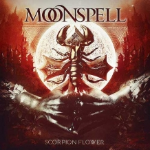 "Scorpion Flower 10"" - Limited Edition transparent red vinyl -"