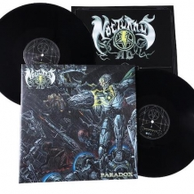 Paradox 2LP (black vinyl)