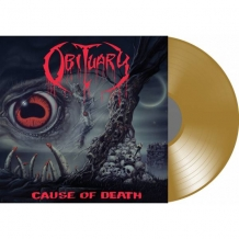 Cause of Death (gold vinyl)