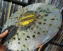 Malleus Maleficarum (clear & swamp green splatter vinyl)